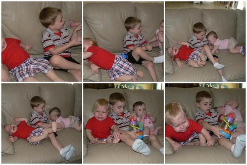 Three cousins - Take 2