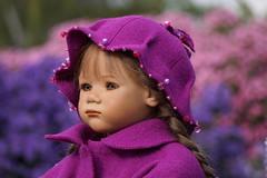 Milina (Kindergartenkinder) Tags: kindergartenkinder annette himstedt dolls milina outdoor gruga park essen