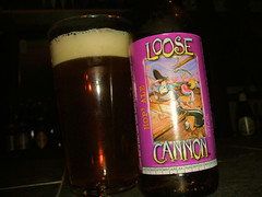 Clipper City Loose Cannon Hop3 Ale (thebeerphilosopher) Tags: beer glass bottle belgium ale brewery belgian pint brew hops craftbeer