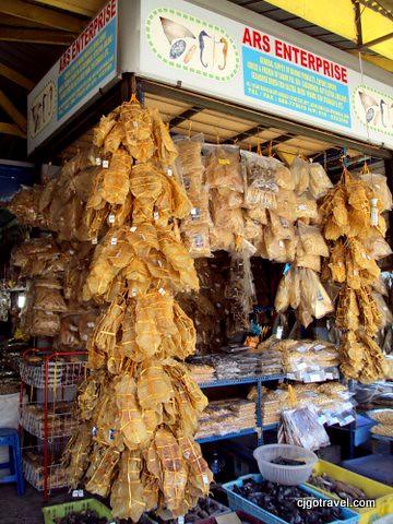 Pasar Kota Kinabalu