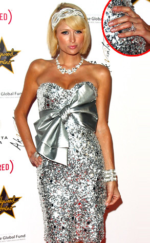 Paris Hilton at Cannes 2009