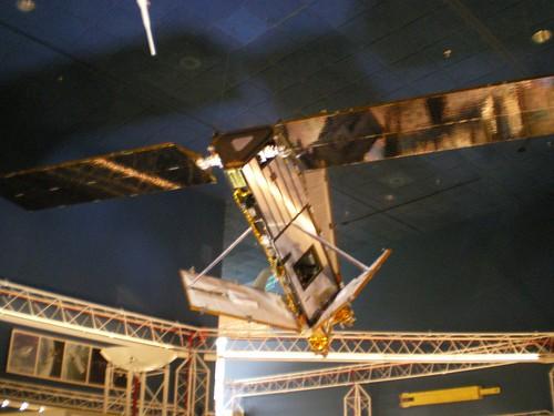 An Iridium Satellite at the NASM