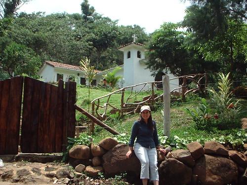 Los Amates El Salvador Enriques Wife Rosario