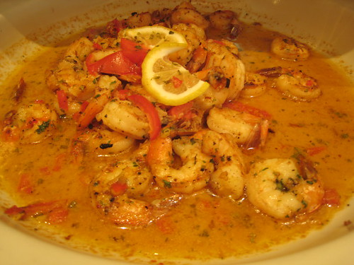 Prawns with Butter Sauce