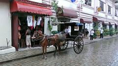 In Vigan's Historic Quarter