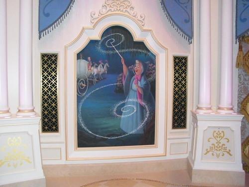 シンデレラのフェアリーテイル・ホール