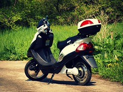 toronto ontario canada bike electric review scooter gio moped electrical 500w ebike 2011 escooter