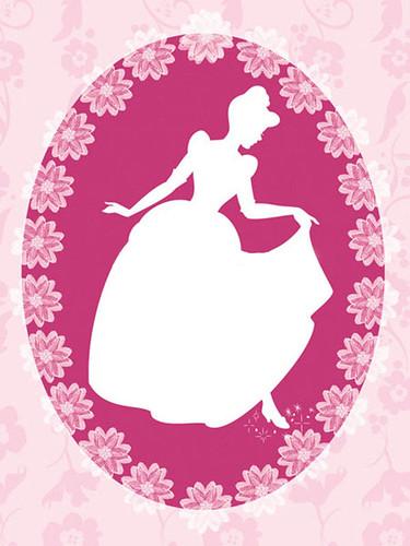 Cinderella Cameo Poster (3)