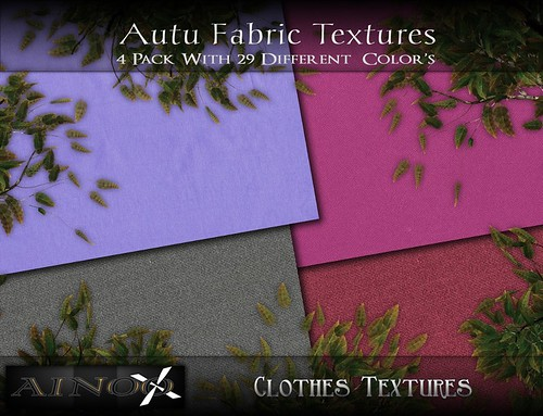 Autu Fabric Fat Pack by Ainoo By Alexx Pelia