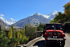 Hoper Valley Gilgit Baltistan,behind you can see Golden or Spantik Peak 7027-M (Karrar Haidri) Tags: mountaineering nagar autofocus trekkinginpakistan gilgitbaltistan