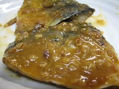 鯖の味噌煮@自宅