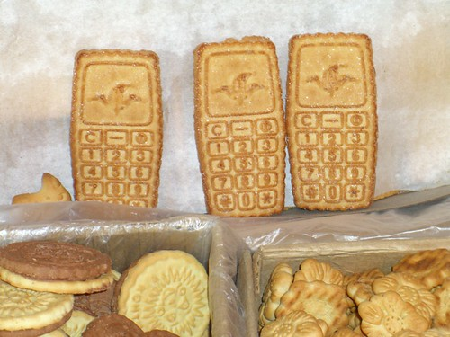 Mobile Phone Cookies from Kyrgyzstan