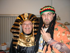 Rasta Meets Pharoah
