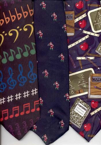 Novelty neckties