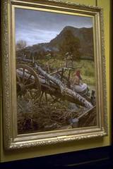 Winter Fuel, by Millais 1873 (Martin Beek) Tags: art scotland victorian millais landscapepainting scottishlandscape victorianpainting winterfuel millaislandscapes scottishpainting millaisscottishlandscapes millaisinscotland latemillais millaislandscapebackgrounds victorianlandscapepainting tutorialfilesonmillaislandscapes