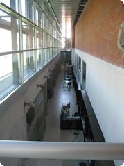 Foto de la biblioteca del museo de bbaa