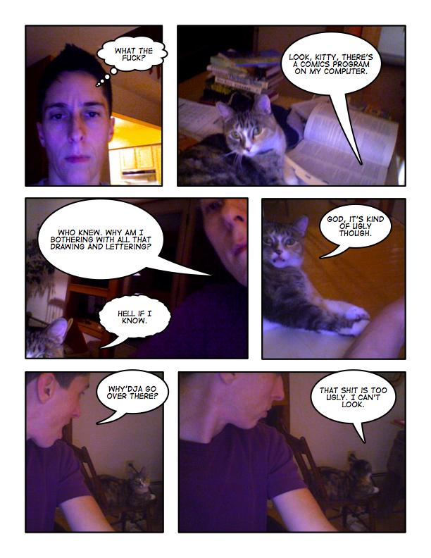 life comics 11/15/07