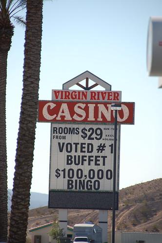 Primer casino de Nevada