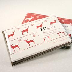 indie fixx oh deer cards