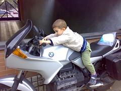 09102007555 (blognotes) Tags: tommaso moto bmw 200710