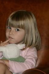 Olivia Thinking