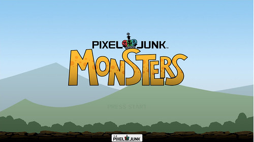 PixelJunks Monsters Encore coming to PSN in May 2008 + Interview