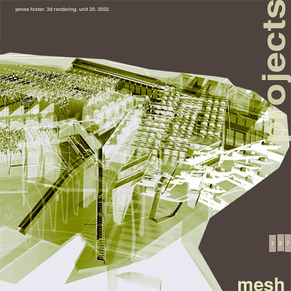 Mesh Studio Formwork Book 137 by Studio Formwork