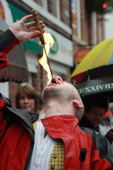 Lymm Parade0015 (robandrews43) Tags: christmas clown parade juggler pipers fireeater pipebandphotographerrobandrews