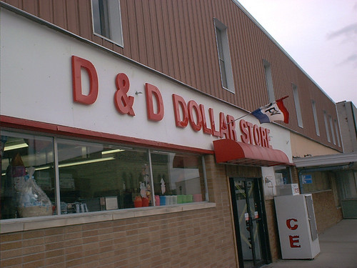 D&D Dollar Store