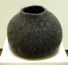 felted pot 1