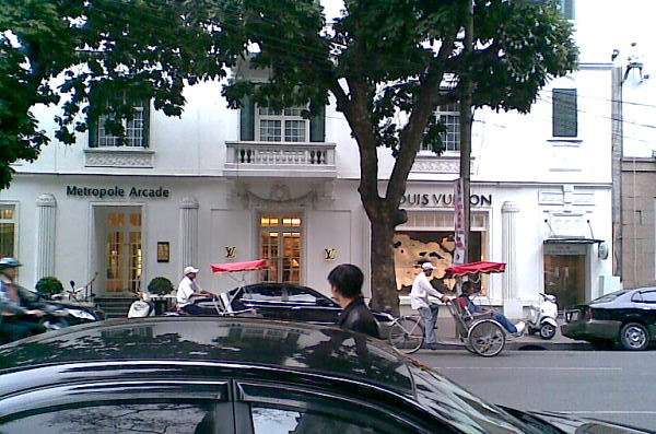 LV in Hanoi