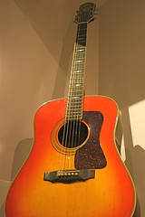 Johnny Cash's Guild Guitar