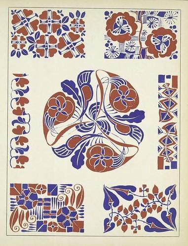 Art Deco Vignettes - Henri Gillet 1922 f