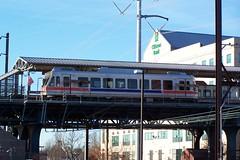 Norristown High Speed Line