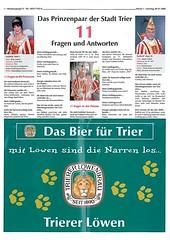 wochenspiegel 4 (RKDV Sint Hendrien, Afdeling Dansmari's) Tags: sint carnaval trier dansmariekes oeteldonk hendrien dansmaris dansmaries rkdv dansmari