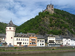Europe, Germany, St Goar