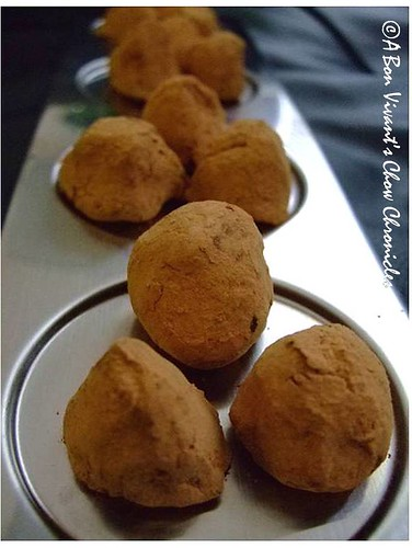 chocolate truffle n2