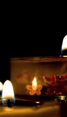 Moon & fiery Star... (matiya firoozfar) Tags: moon black night canon fire star persian candle iran 8 persia s flame iranian  exam esfahan atnight isfahan    330am  ddddddddddddd   canon400d matiya  337am matiyafiroozfar    firoozfar  s 231am examnight