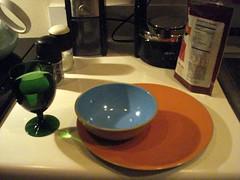 Dinner Dish Pairing 1/30/08
