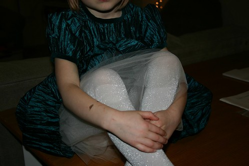Silver Tights, Underskirt, Old Tattoo
