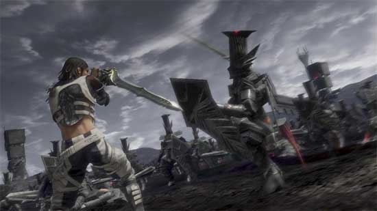 Lost Odyssey VIDEO REVIEW  for the XBOX 360