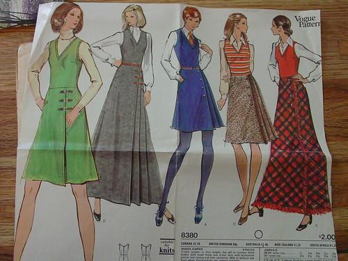 Vintage Vogue 8380