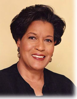 Mrs. Myrlie Evers-Williams, Civil Rights Activitist