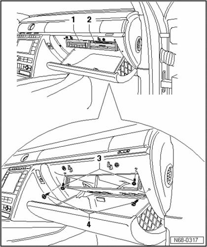 99 Audi Quattro Fuse Box