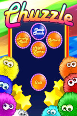 chuzzle ispazio iphone ipod touch puzzle game (6)