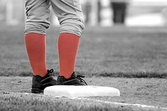 """A San Francisco Giant"" (roy_mac_an_iarla) Tags: california boy people blackandwhite bw orange male monochrome grass sport youth person shoe blackwhite sock uniform baseball bokeh leg son depthoffield teen teenager sfgiants eastbay pleasanton baseballfield sanfranciscogiants shallowdepthoffield littleleague cleats selectivecolor firstbase sportspark firstbaseman"