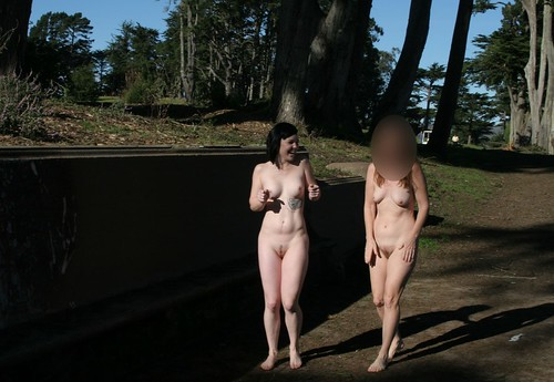 nude in sf surprise