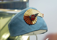 1940s TWA Flight Attendant Cap
