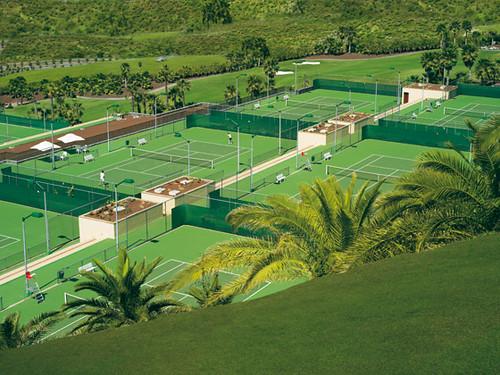 Tennis in Abama Hotel Resort