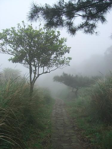 Jianboli trail on Yamingshan